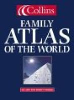 Collins Family Atlas of the World (Hardcover):