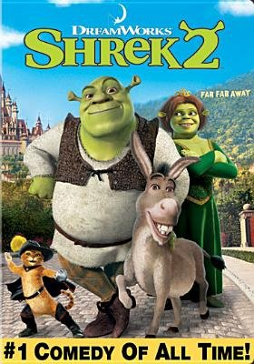 Shrek 2 (English, French, Spanish, Region 1 Import DVD, Full Screen): Mike Myers, Cameron Diaz