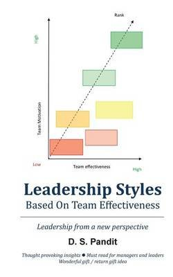 Leadership Styles Based on Team Effectiveness - Leadership from a New Perspective (Paperback): D S Pandit