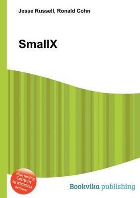 Smallx (Paperback): Jesse Russell, Ronald Cohn