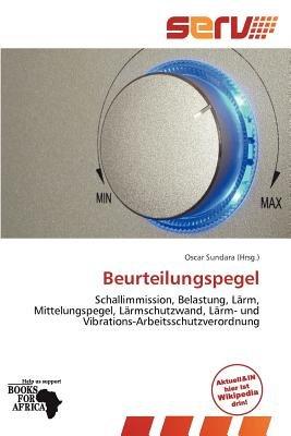 Beurteilungspegel (German, Paperback): Oscar Sundara