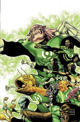 Green Lantern Corps Edge of Oblivion TP Vol 1 (Paperback): Ethan van Sciver