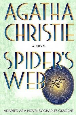 Spider's Web (Hardcover, 1st ed): Charles Osborne