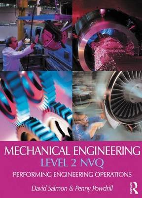 Mechanical Engineering: Level 2 NVQ (Hardcover): David Salmon, Penny Powdrill