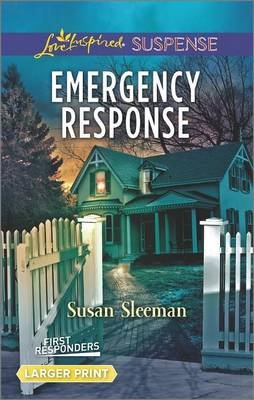 Emergency Response (Large print, Paperback, large type edition): Susan Sleeman