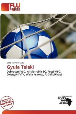 Gyula Teleki (Paperback): Gerd Numitor
