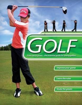Golf (Paperback, Unabridged): Clive Gifford