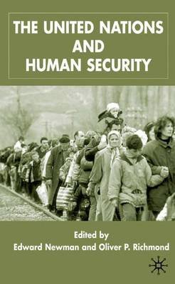 The United States and Human Security (Hardcover, New): Edward Newman