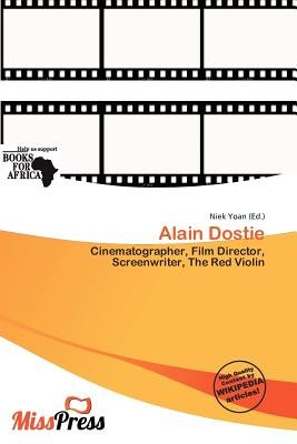 Alain Dostie (Paperback): Niek Yoan