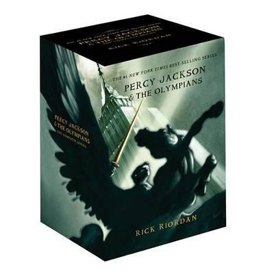 Percy Jackson & the Olympians (Paperback): Rick Riordan