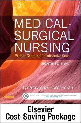 Medical-Surgical Nursing - 2-Volume Set - Text and Virtual Clinical Excursions Online Package - Patient-Centered Collaborative...