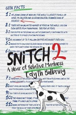 Snitch 2: A Year of Relative Madness (Paperback): Edyth Bulbring