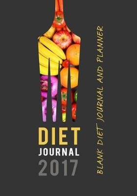 diet journal 2017 7 x 10 daily diet journal to jot down your meals