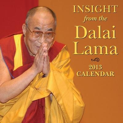 Insight from the Dalai Lama Calendar (Calendar, 2013): LLC Andrews McMeel Publishing