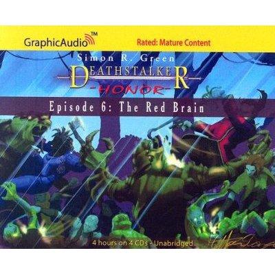 The Red Brain (Standard format, CD): Simon R. Green