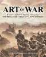 Art of war - eyewitness U.S. combat art from the Revolution through the twentieth century (Hardcover): H. Avery Chenoweth