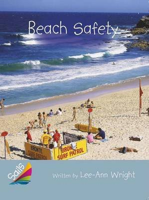 Rigby Reading Sails - Leveled Reader Silver Grades 4-5 Book 22: Beach Safety (Paperback): Rigby