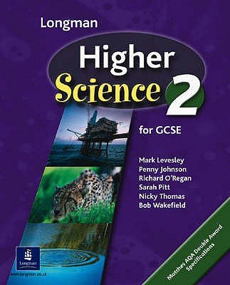Longman Higher Science Book 2, Bk. 2 - Pupil's Book (Paperback): M. Levesley, Etc, et al