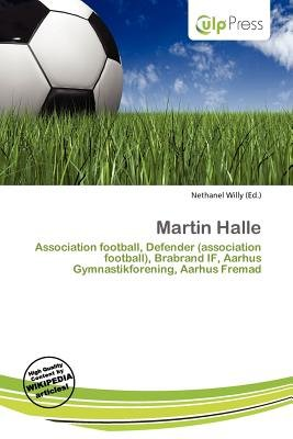 Martin Halle (Paperback): Nethanel Willy
