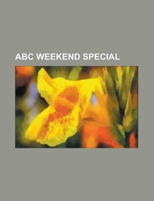 ABC Weekend Special - Bunnicula, the Secret Garden, the Monster Bed, ABC Weekend Special, the Littles, the Old Man of Lochnagar...