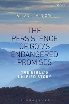 The Persistence of God's Endangered Promises - The Bible's Unified Story (Paperback): Allan J. McNicol