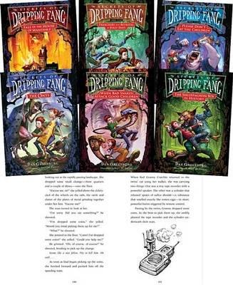Secrets of Dripping Fang (Hardcover): Dan Greenburg