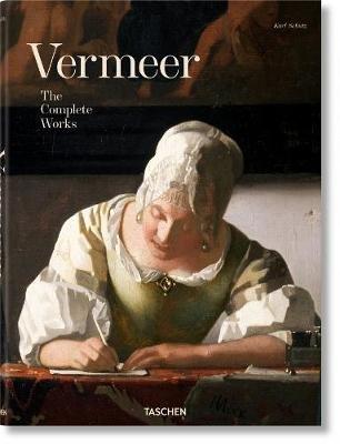 Jan Vermeer. Complete Paintings (Hardcover): Karl Schutz