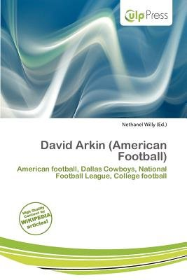 David Arkin (American Football) (Paperback): Nethanel Willy