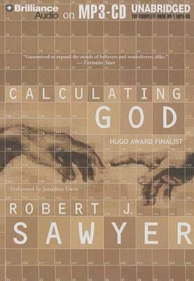 Calculating God (MP3 format, CD): Robert J Sawyer