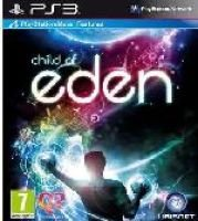 Child of Eden (Move Compatible) (PlayStation 3, DVD-ROM):