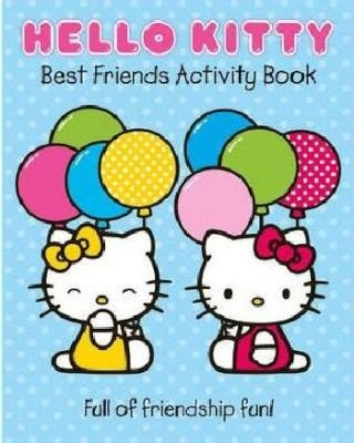 Best Friends Activity Book (Paperback):