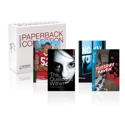Young Adult Lexile Set 11: Range 600l-830l Small Box (Multiple copy pack): Saddleback Educational Publishing