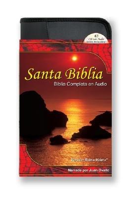 Santa Biblia-Rvr 2000 (Spanish, Standard format, CD, Ubr): Juan Ovalle
