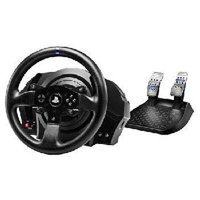 Thrustmaster T300rs Playstation Steering Wheel for PS4/PS3/PC: