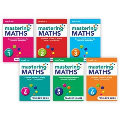 Mastering Maths Complete School Pack (Paperback):