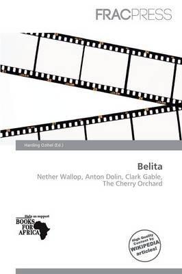 Belita (Paperback): Harding Ozihel