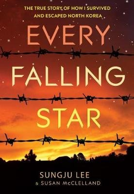 Every Falling Star (UK edition): The True Story of How I Survived (Paperback, UK ed): Sungju Lee