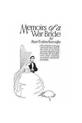 Memoirs of a War Bride (Electronic book text): Mary Evaline Burroughs