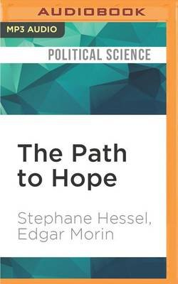 The Path to Hope (MP3 format, CD): Stephane Hessel, Edgar Morin