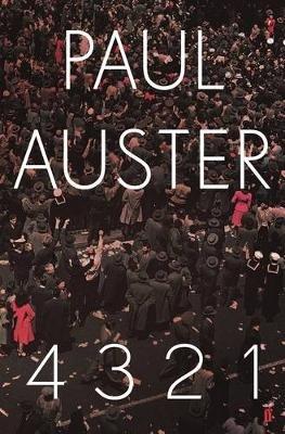 4 3 2 1 (Paperback): Paul Auster