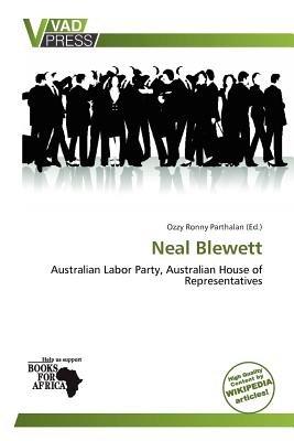 Neal Blewett (Paperback): Ozzy Ronny Parthalan