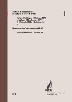 Trattato Di Cooperazione in Materia Di Brevetti (PCT) (Italian, Paperback): Wipo