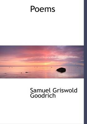 Poems (Hardcover): Samuel G Goodrich