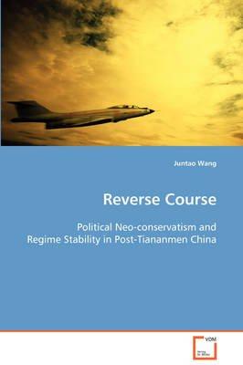 Reverse Course (Paperback): Juntao Wang