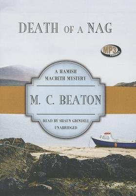 Death of a Nag (MP3 format, CD): M.C. Beaton