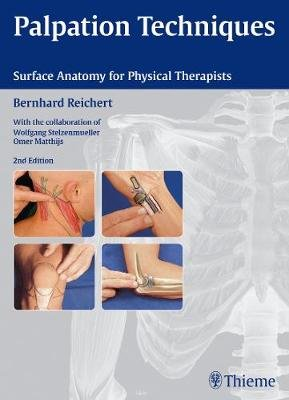 Palpation Techniques - Surface Anatomy for Physical Therapists (Paperback, 2nd edition): Bernhard Reichert, Wolfgang...