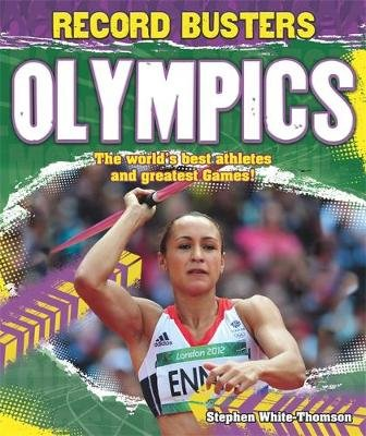 Olympics (Hardcover): Stephen White-Thomson