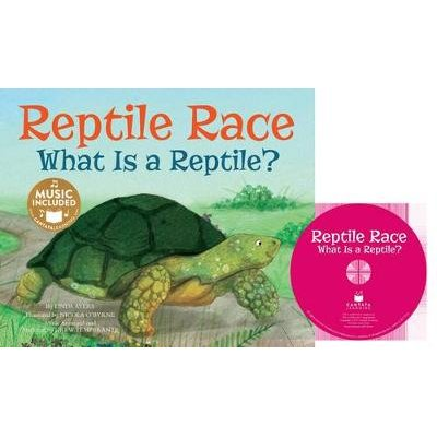 Reptile Race - What Is a Reptile? (Paperback): Linda Ayers