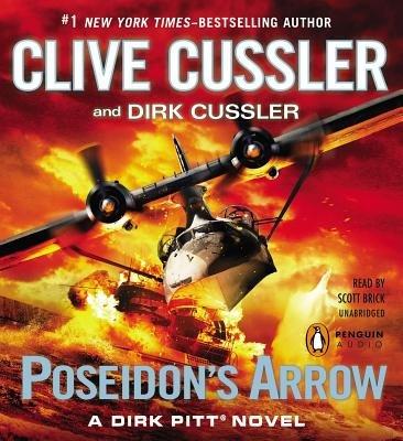 Poseidon's Arrow (Standard format, CD): Clive Cussler