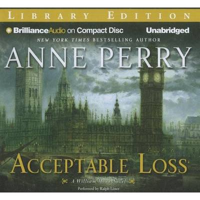 Acceptable Loss (Standard format, CD, Library): Anne Perry